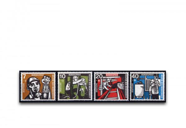 Briefmarken BRD Wohlfahrt 1956 Michel-Nr. 270-273 postfrisch
