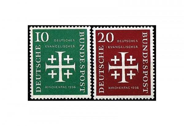 Briefmarken BRD Jugend 1956 Michel-Nr. 235-236 postfrisch