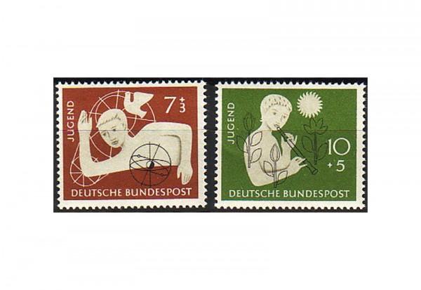 Briefmarken BRD Jugend 1956 Michel-Nr. 232-233 postfrisch
