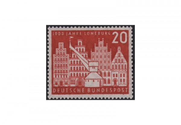 BRD 1000 Jahre Lüneburg 1956 Mi.Nr. 230 postfrisch