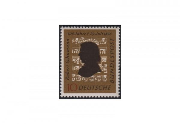 BRD 100. Todestag Robert Schumann 1956 Mi.Nr. 234 postfrisch