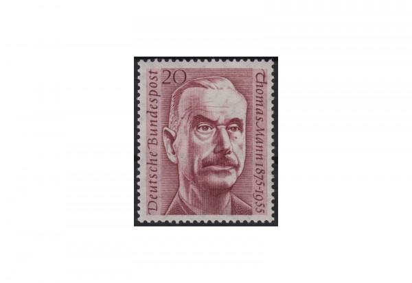 BRD 1. Todestag von Thomas Mann 1956 Mi.Nr. 237 postfrisch