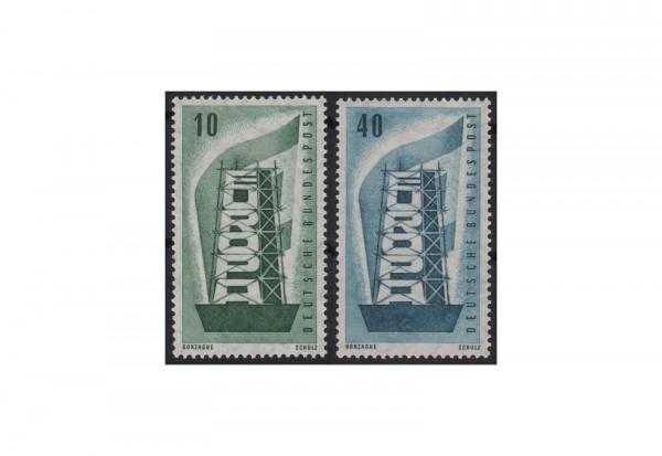 BRD Europa 1956 Mi.Nr. 241-242 postfrisch