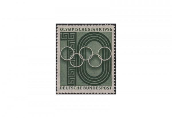 BRD Olympisches Jahr 1956 Mi.Nr. 231 postfrisch