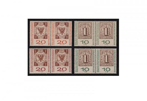 Briefmarken BRD Interposta 1959 Michel-Nr. 310-311 a+b postfrisch