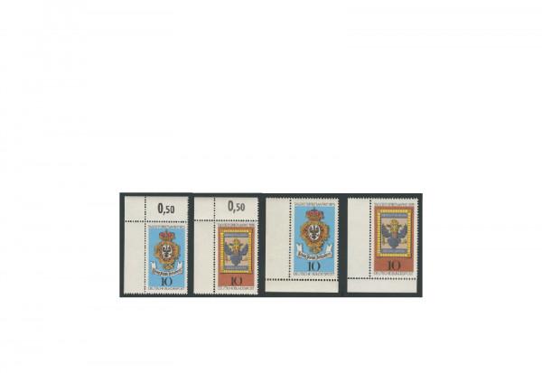 Briefmarken BRD Tag der Briefmarke Bogenrandbesonderheiten