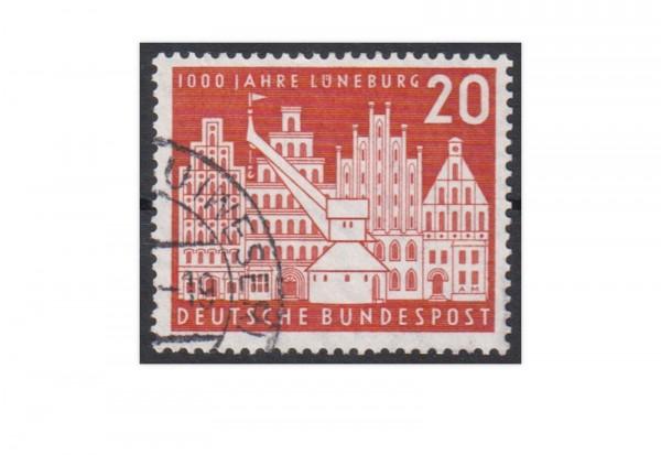 BRD 1000 Jahre Lüneburg 1956 Mi. Nr. 230 gestempelt