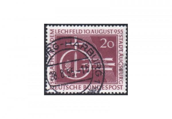 BRD Michel-Nr. 216 gestempelt