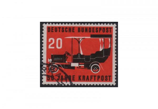 BRD 50 Jahre Kraftpost 1955 Mi.Nr. 211 gestempelt