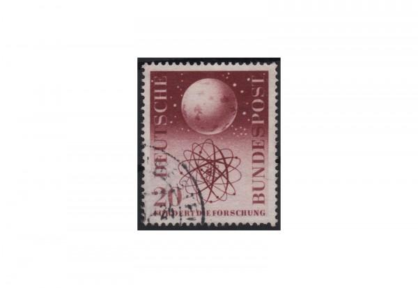 BRD Forschungsförderung 1955 Mi.Nr. 214 gestempelt