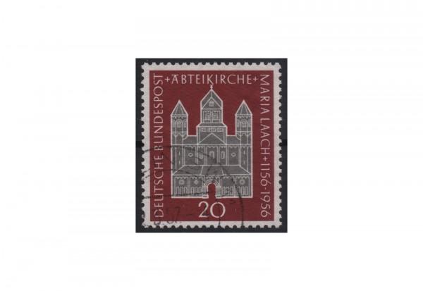 BRD 800 Jahre Abteikirche Laach 1956 Mi.Nr. 238 gestempelt