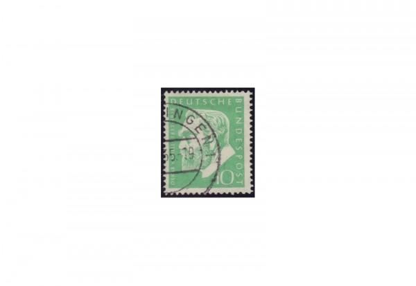 BRD Michel-Nr. 209 gestempelt Oskar von Miller 1955
