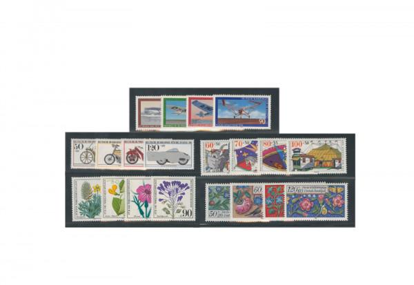 Briefmarken BRD Premium-Lot postfrisch