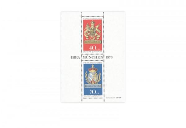 Briefmarken BRD Block 9 1973 postfrisch