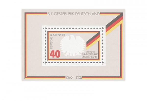 BRD Block 10 1974 postfrisch