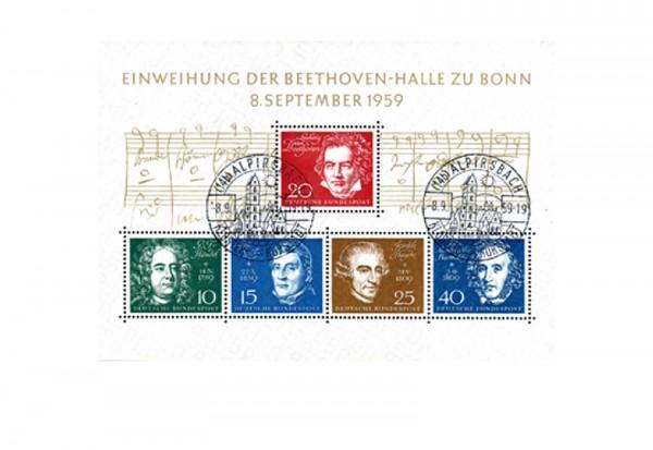 BRD Block 2 gest. Beethoven