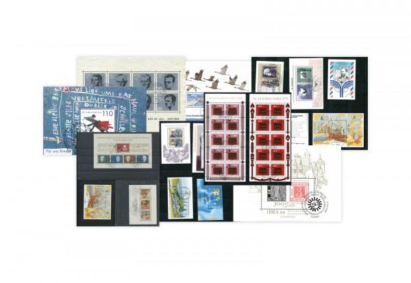 BRD Blocks 1959 bis 1999 komplett