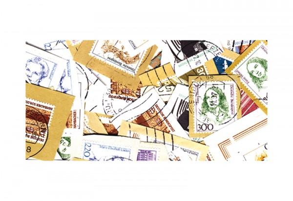 BRD Briefmarken 250g Freimarken Hochwerte