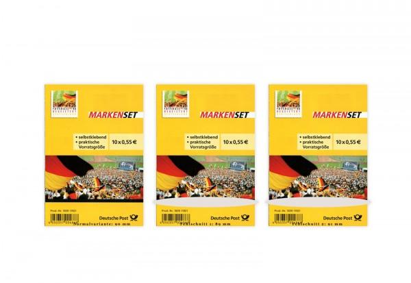 Marken-Set 'Fußball-EM 2012'
