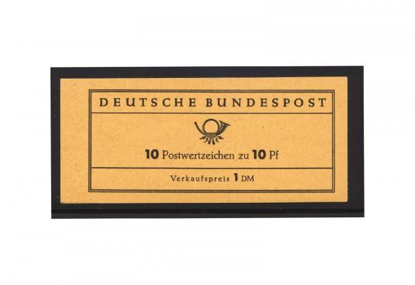 BRD Markenheftchen 7 1961/3 Dürer