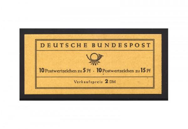 BRD Markenheftchen 1965 Albertus/Tegel postfrisch