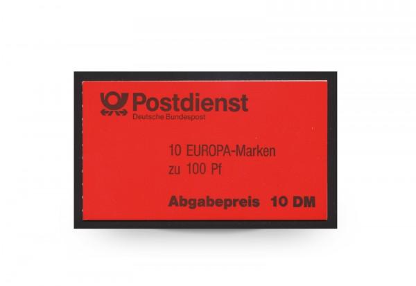 BRD MH 30 postfrisch Europa Marken