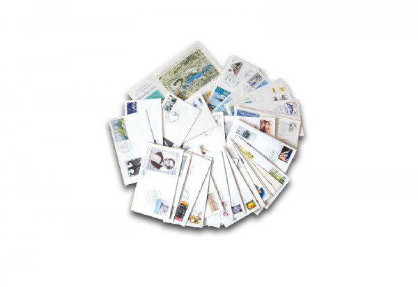 BRD Ersttagsbriefe Premium-Kollektionen