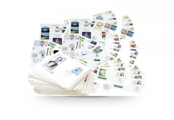 Briefmarken Bundesrepublik Deutschland/Berlin Ersttagsbrief-Fundus