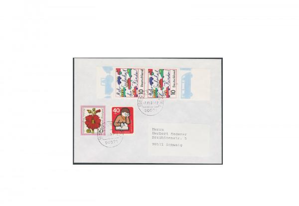 Briefmarke BRD Sicherheit für Kinder 1997 Michel-Nr. 1954 L gestempelt