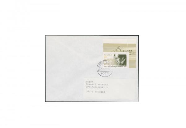 Briefmarke BRD Mendelssohn Bartholdy 1997 Michel-Nr. 1953 L gestempelt