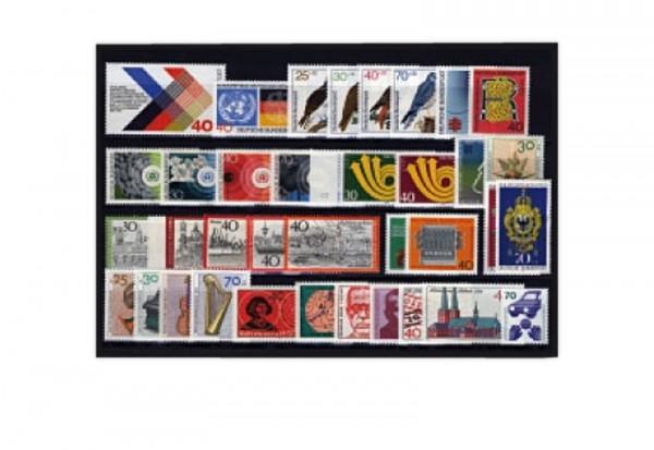 BRD Jahrgangsatz 1973 Mi.Nr. 753-790 postfrisch