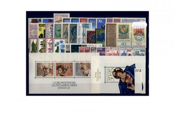 Briefmarken BRD Jahrgang 1978 Michel-Nr. 956-999 postfrisch