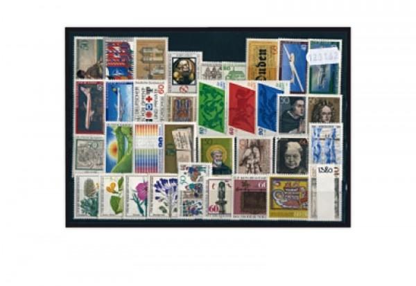 Briefmarken BRD Jahrgang 1980 Michel-Nr. 1033-1067 postfrisch