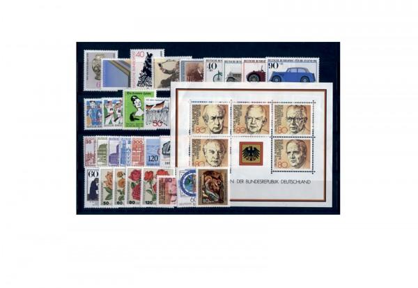 Briefmarken BRD Jahrgang 1982 Max und Moritz-Jubiläum (inkl. Wilhelm Busch-Marke) postfrisch