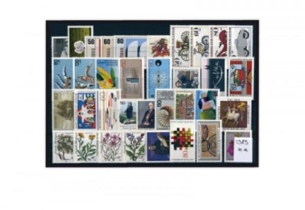 BRD Jahrgangsatz 1983 Mi.Nr. 1162-1196 postfrisch