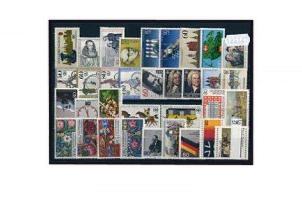 BRD Jahrgangsatz 1986 Mi.Nr. 1268-1305 postfrisch