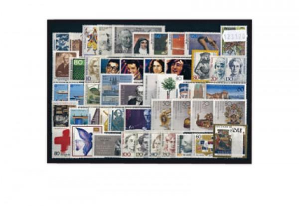 Briefmarken BRD Jahrgang 1988 Michel-Nr. 1347-1396 postfrisch
