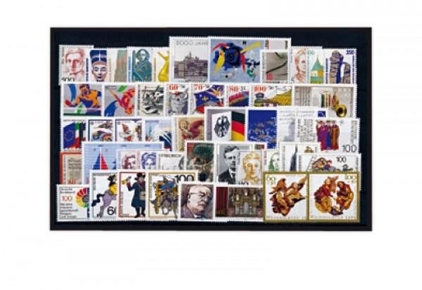 Briefmarken BRD Jahrgangsatz 1989 Michel-Nr. 1397-1443 postfrisch