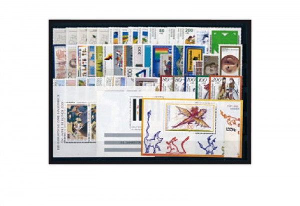 Briefmarken BRD Jahrgangssatz 1994 Michel-Nr. 1709-1771 postfrisch