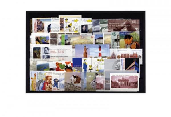Briefmarken BRD Jahrgang 2007 Michel-Nr. 2578-2636 gestempelt
