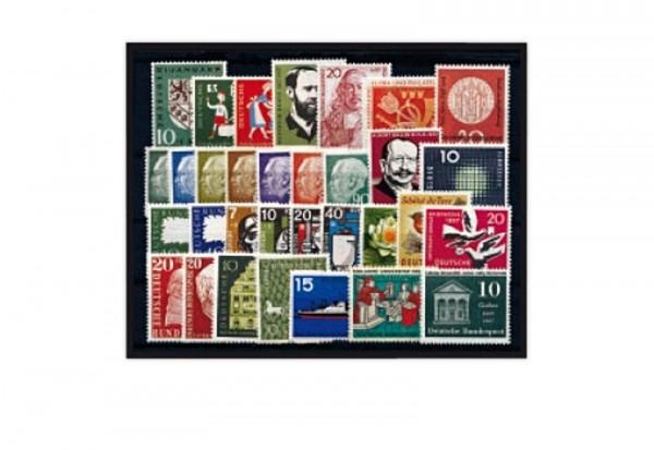 BRD Briefmarken 1957 Jahrgangssatz Mi.Nr. 249-280 gestempelt