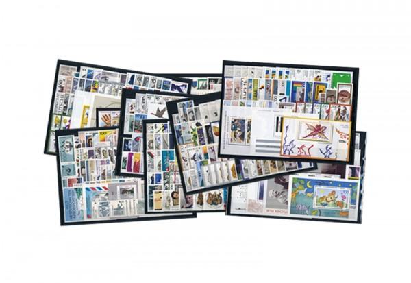BRD Briefmarken Jahrgänge 1990 bis 1999 postfrisch