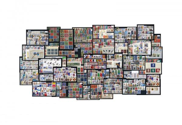 BRD Sammlung 1960-1999 **