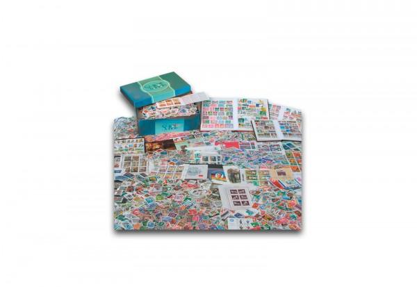 Schuhkarton XXL Alle Welt Briefmarken