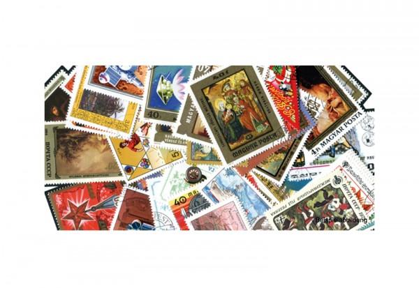 Welt-Paket 1000 verschiedene Briefmarken