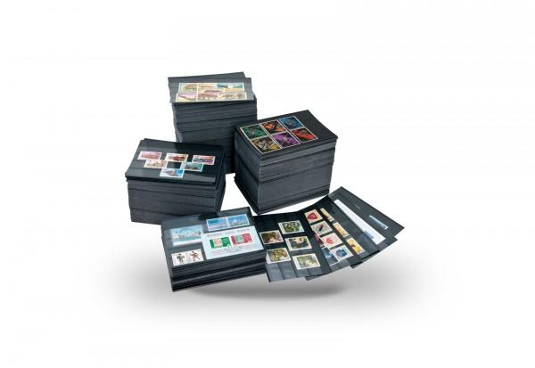 Briefmarken Europa/Übersee Steckkarten