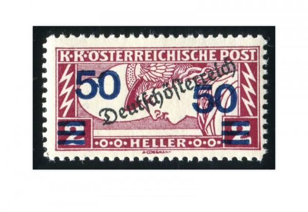 Österreich Mi.Nr. 254 ** Merkurkopf 1921