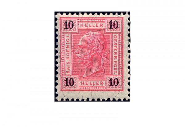 Österreich Mi.Nr. 74 ** Kaiser Franz Joseph 1899