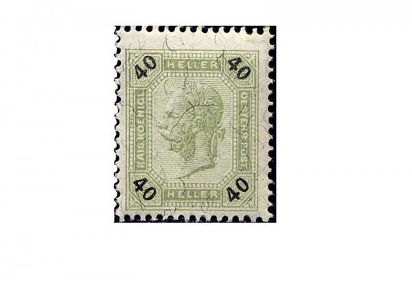 Österreich Mi.Nr. 78 ** Kaiser Franz Joseph 1899