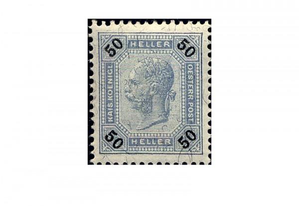 Österreich Mi.Nr.79 ** Kaiser Franz Joseph 1899
